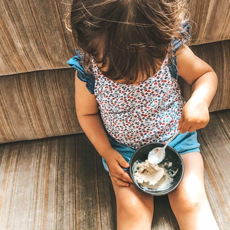 bananowe lody dla dzieci